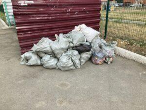 Вывоз бытового мусора в Нахабино