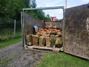 Вывоз мусора ТБО в Истре