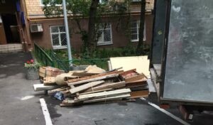 Вывоз мусора в ВАО Москвы