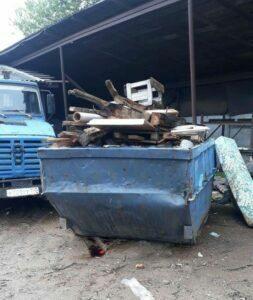 Вывоз мусора в Видном Московской области