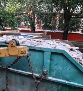 Вывоз мусора в Дедовске недорого