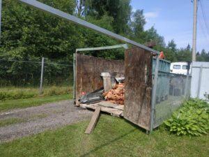Вывоз мусора в Домодедово дешево