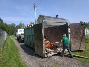 Вывоз мусора в Зеленограде дешево