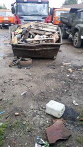 Вывоз мусора в Королеве дешево