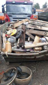 Вывоз мусора в Красногорске дешево