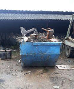 Вывоз мусора в Люберцах недорого