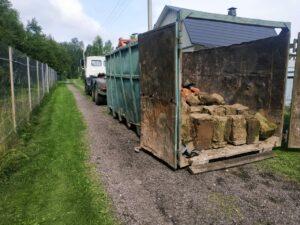 Вывоз мусора в Раменском недорого