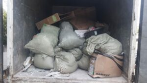 Вывоз мусора в ЮАО Москвы