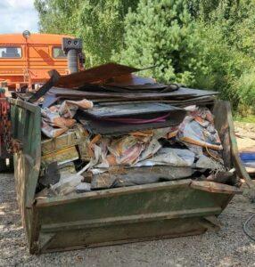 Вывоз мусора в ЮЗАО Москвы
