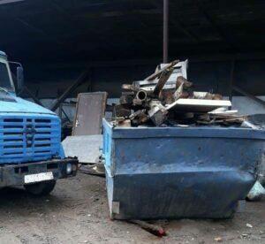 Вывоз мусора с дачи в Дмитрове