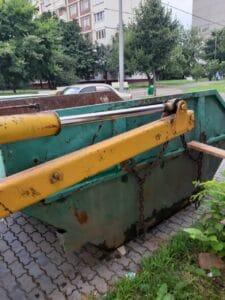Вывоз мусора с участка в Наро-Фоминске