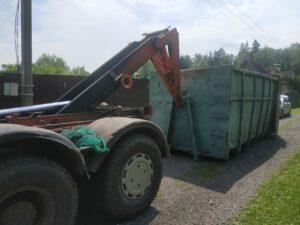 Вывоз строительного мусора в Долгопрудном