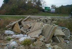 Вывоз мусора контейнером 8 м3 в Пушкино