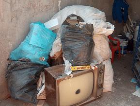вывоз мусора контейнером 8 м3 в Московской области