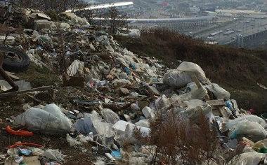 Заказать вывоз мусора в Чехове