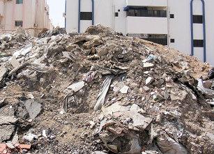 Заказать вывоз строительного мусора в Климовске
