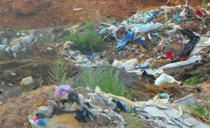 Заказать вывоз строительного мусора в Щербинке