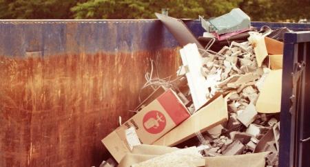 Заказать вывоз строительного мусора в Пушкино