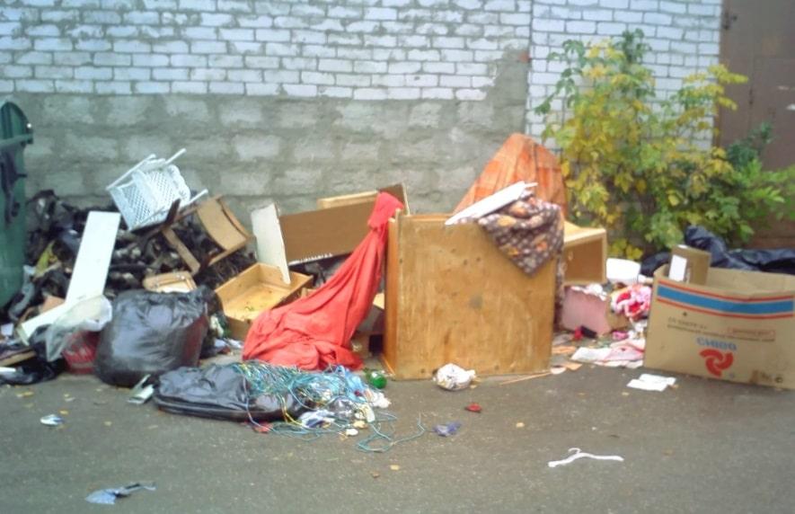 Цена вывоза мусора в Химкинском районе