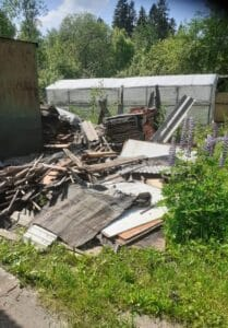 Вывоз мусора в Лыткарино недорого