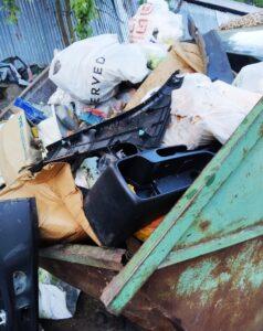 Вывоз мусора в городе Клин