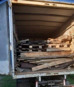 Вывоз мусора контейнером в Бутово