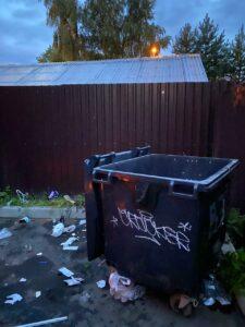 Вывоз строительного мусора в Лобне