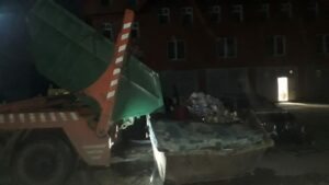 Вывоз строительного мусора в Малаховке