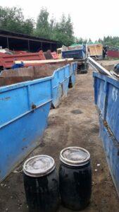 Вывоз строительного мусора в Солнечногорске